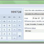 Cosas sobre la calculadora de Windows 7 que probablemente no sabía