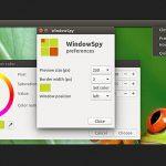 Cómo tener una vista previa en vivo de otro espacio de trabajo en Ubuntu