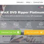 Ripee películas aún más rápido con el nuevo Winx DVD Ripper Platinum
