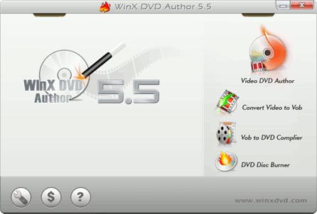 Cree fácilmente vídeos en DVD con WinX DVD Author (descarga gratuita)