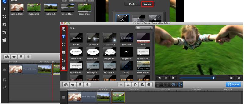 Wondershare Video Editor: Un editor de vídeo potente y fácil de usar para Windows y Mac (sorteo)
