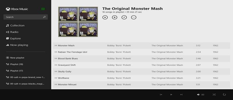 Haga una lista de reproducción de música de Xbox desde cualquier página web en Windows 8.1