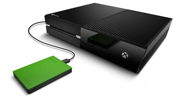 Cómo utilizar un disco duro externo con la Xbox One