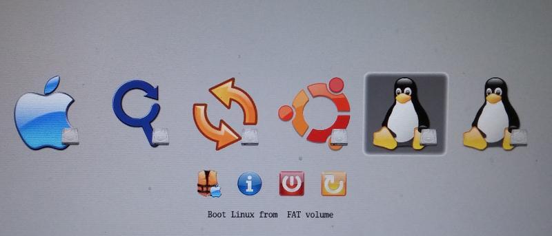 Cómo solucionar el problema de arranque dual con OS X Yosemite y Ubuntu