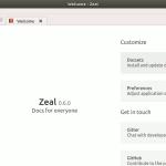 Cómo ver la documentación del código sin conexión con Zeal