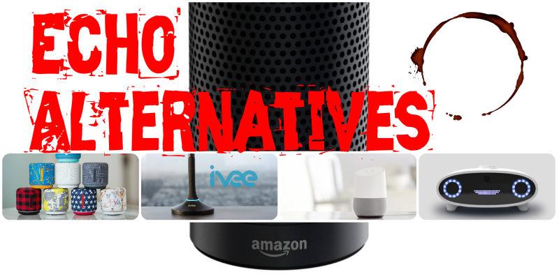 5 alternativas de Amazon Echo con características más inteligentes