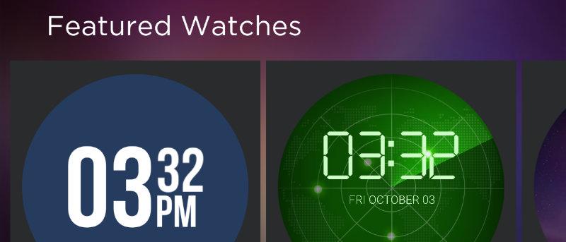8 de las mejores aplicaciones de Android Wear Watch Face de terceros en Google Play