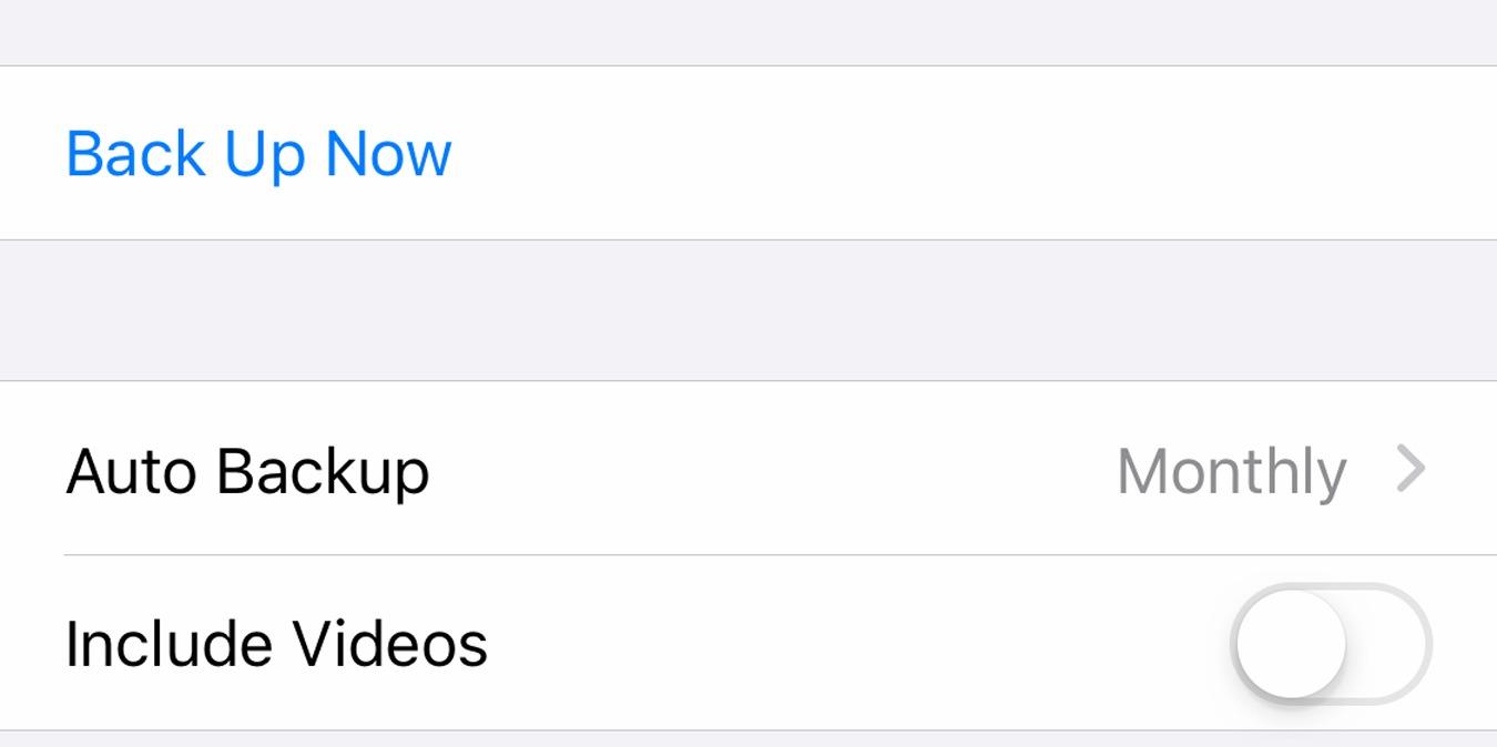 Cómo hacer una copia de seguridad de sus chats de Whatsapp en iOS