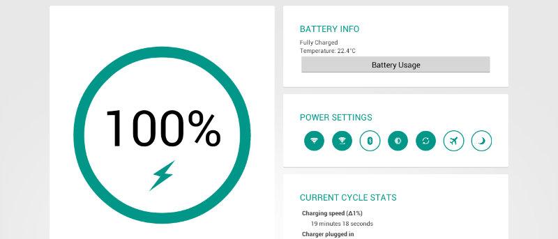4 aplicaciones de Android que hacen que la gestión de la vida útil de la batería sea más fácil