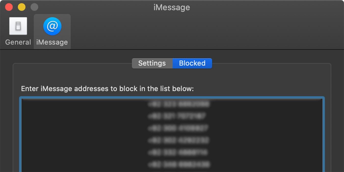 Cómo bloquear mensajes de texto no deseados en su iPhone, iPad y Mac