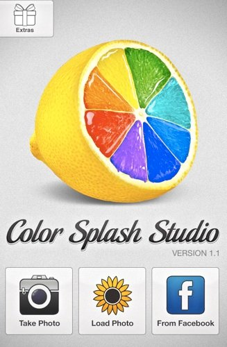 ColorSplash Pro: una aplicación de edición de fotos simple pero potente para iOS
