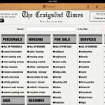 Dos aplicaciones para ayudar con Craigslist Search [iPad]