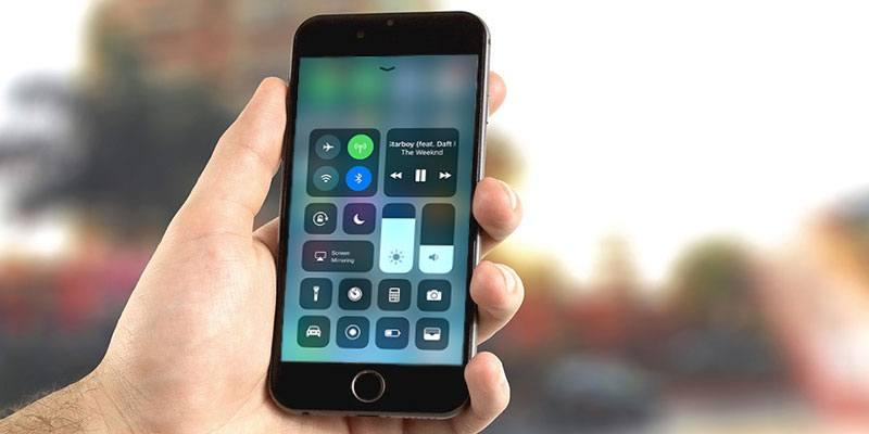 Cómo personalizar el Centro de control iOS 11 en iPhone