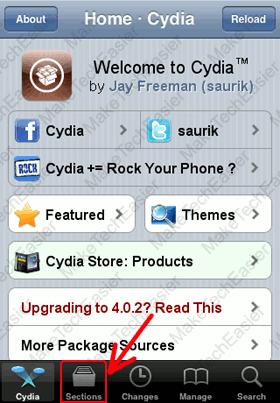 Cómo hacer una copia de seguridad de su iPhone Cydia Apps With PkgBackup