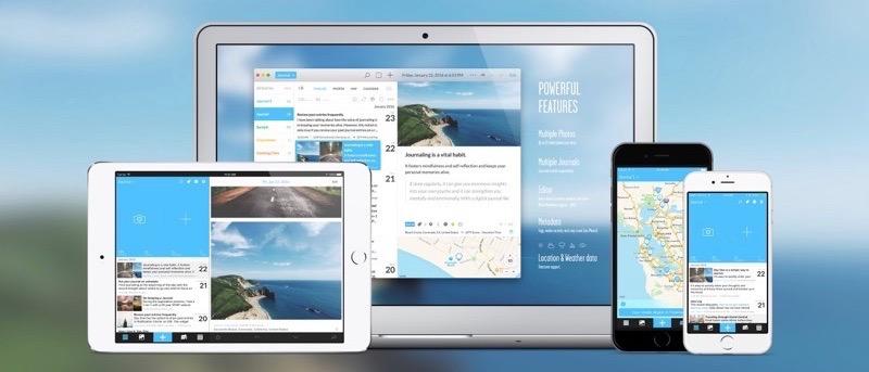 Mantenga un hermoso diario en Mac, iPhone y iPad con Day One
