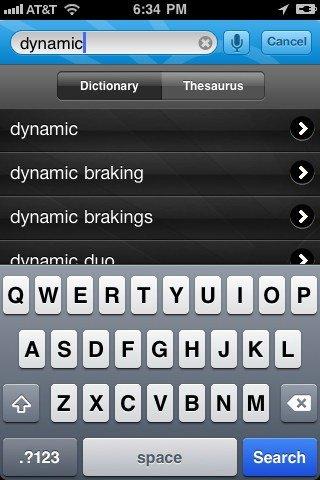 4 aplicaciones de diccionario que todo usuario de iPhone debe conocer