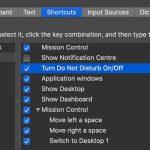 Cómo configurar un atajo de teclado No molestar en su Mac