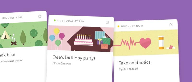 Doo: un recordatorio divertido y encantador y una aplicación para hacer para Mac e iOS