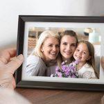 DragonTouch Classic 10 Wi-Fi Picture Frame: una forma elegante de modernizar sus fotos
