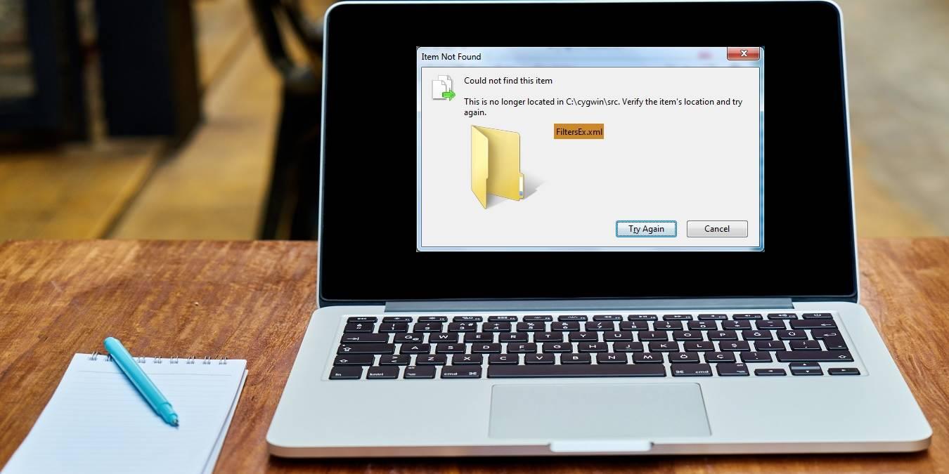 """Cómo resolver el error de eliminación """"No se pudo encontrar este elemento ..."""" en Windows 10"""