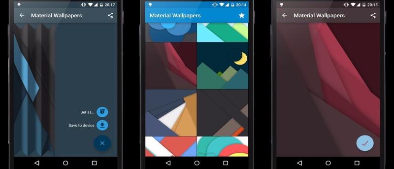 Genere fondos de pantalla ilimitados con estas 4 aplicaciones de Android
