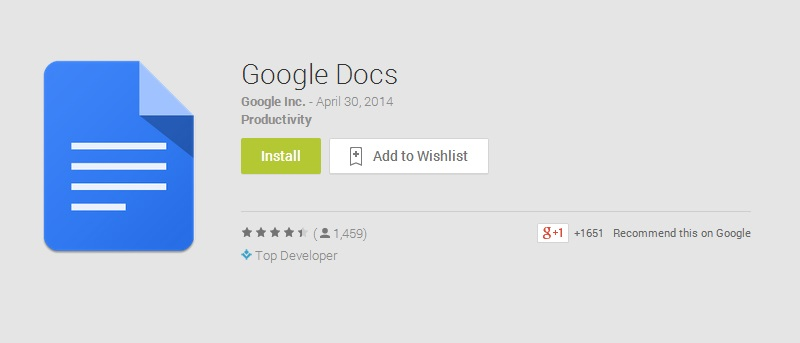 Las aplicaciones dedicadas de Google Docs y Sheets han llegado a Android: así es como funcionan