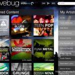 GrooveBug: una aplicación de música hermosa y elegante para iPad