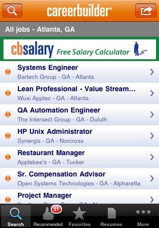 5 aplicaciones para iPhone para buscar trabajos sobre la marcha