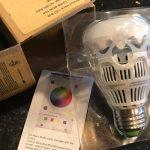 Ilumina digitalmente tu vida con la bombilla LOFTEK SANSI