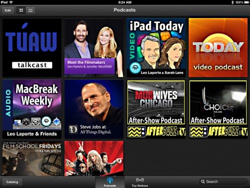 Buscando una aplicación de podcast dedicada para iOS? Apple tiene uno para ti