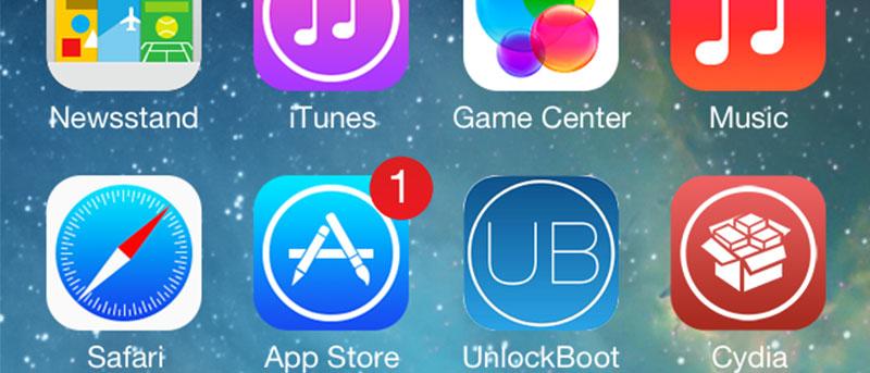 Cómo obtener el nuevo iOS 7 Style Cydia Icon en Jailbroken iOS Device