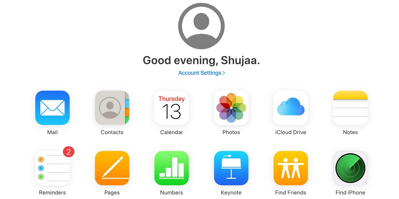 Cómo restaurar contactos en un dispositivo iOS desde iCloud