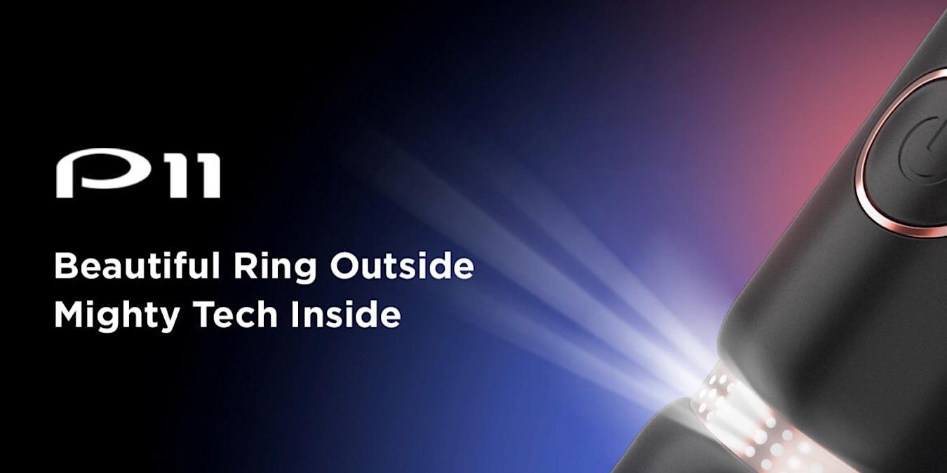 Tome sus dientes de alta tecnología con el cepillo de dientes eléctrico Fairywill Ring (Giveaway)