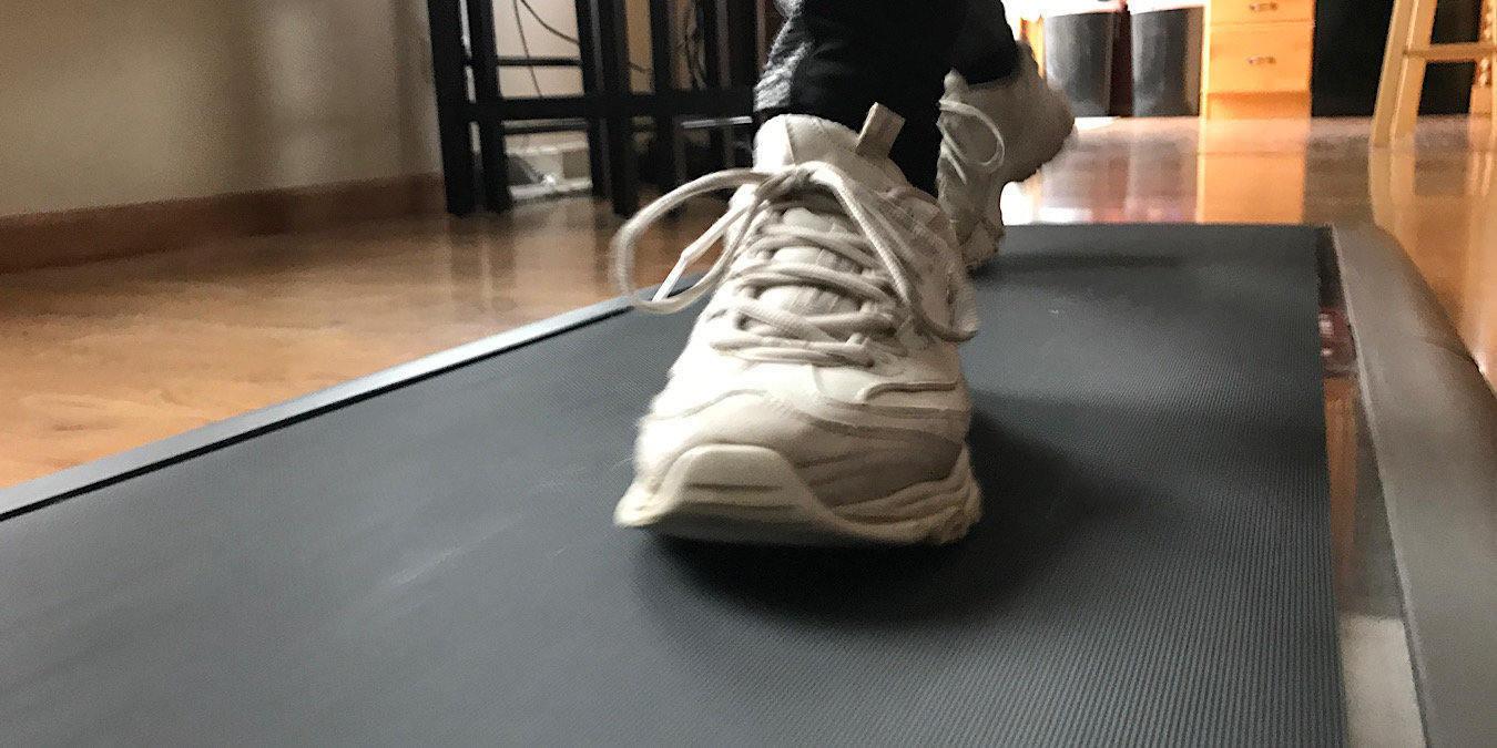 Camine hacia adentro con WalkingPad A1 Foldable Treadmill