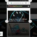 5 aplicaciones gratuitas de Android para tomar excelentes capturas de pantalla