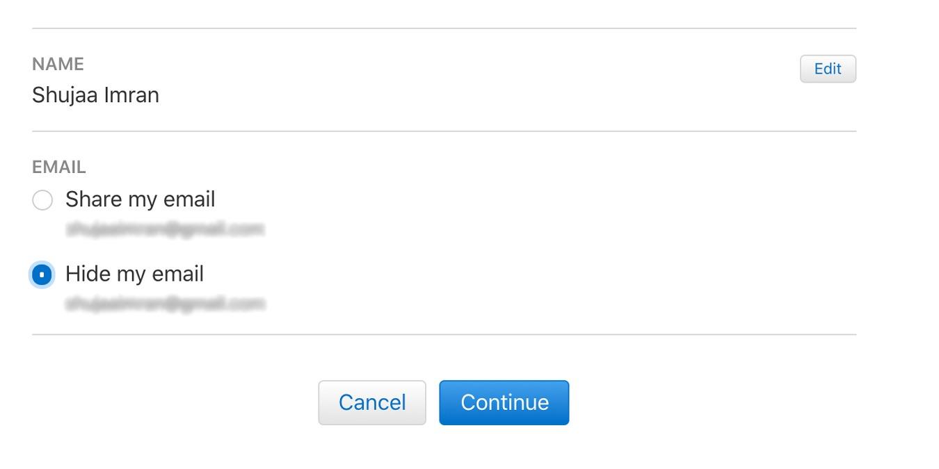 """Cómo usar la nueva función """"Iniciar sesión con Apple"""" de iOS 13"""