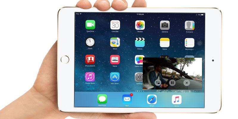 Cómo habilitar las características multitarea del iPad para mejorar la productividad