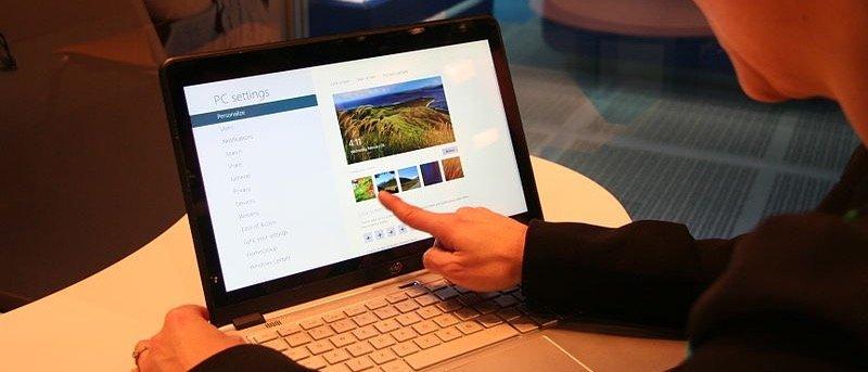 ¿Una computadora portátil con pantalla táctil lo hace más productivo?? [Encuesta]