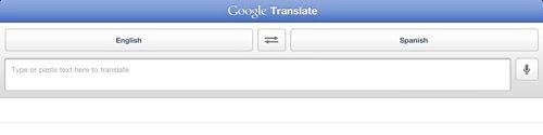 Prácticas aplicaciones iOS para traducción de idiomas