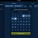 Aplicación Travelocity para iOS Finalmente lo hace todo