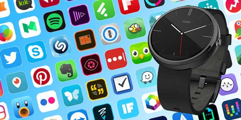 10 de las mejores aplicaciones para Android Wear que debería instalar en su reloj inteligente