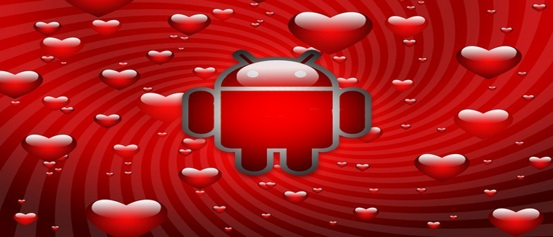 5 aplicaciones imprescindibles para el día de San Valentín para Android