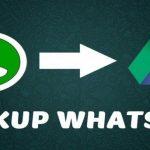 Cómo hacer una copia de seguridad de WhatsApp en Google Drive en Android
