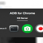 Envíe fácilmente comandos ADB a su dispositivo Android desde Chrome