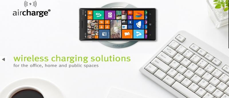 Air Charge: Una solución de carga inalámbrica sin esfuerzo para los dispositivos móviles (sorteo)