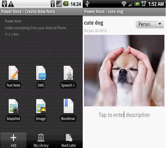3 aplicaciones impresionantes para administrar mejor sus marcadores en Android