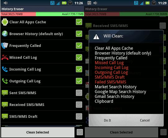3 aplicaciones de Android imprescindibles para limpiar su sistema y mantenerlo a toda velocidad
