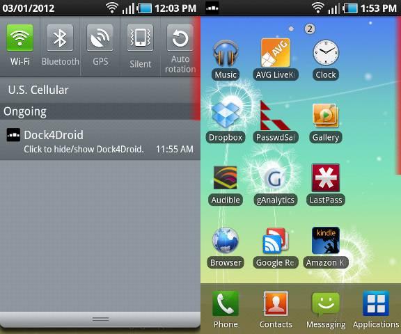 Dé a su teléfono Android una base como la de Mac