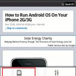 3 formas rápidas y fáciles de convertir una página web a PDF en Android