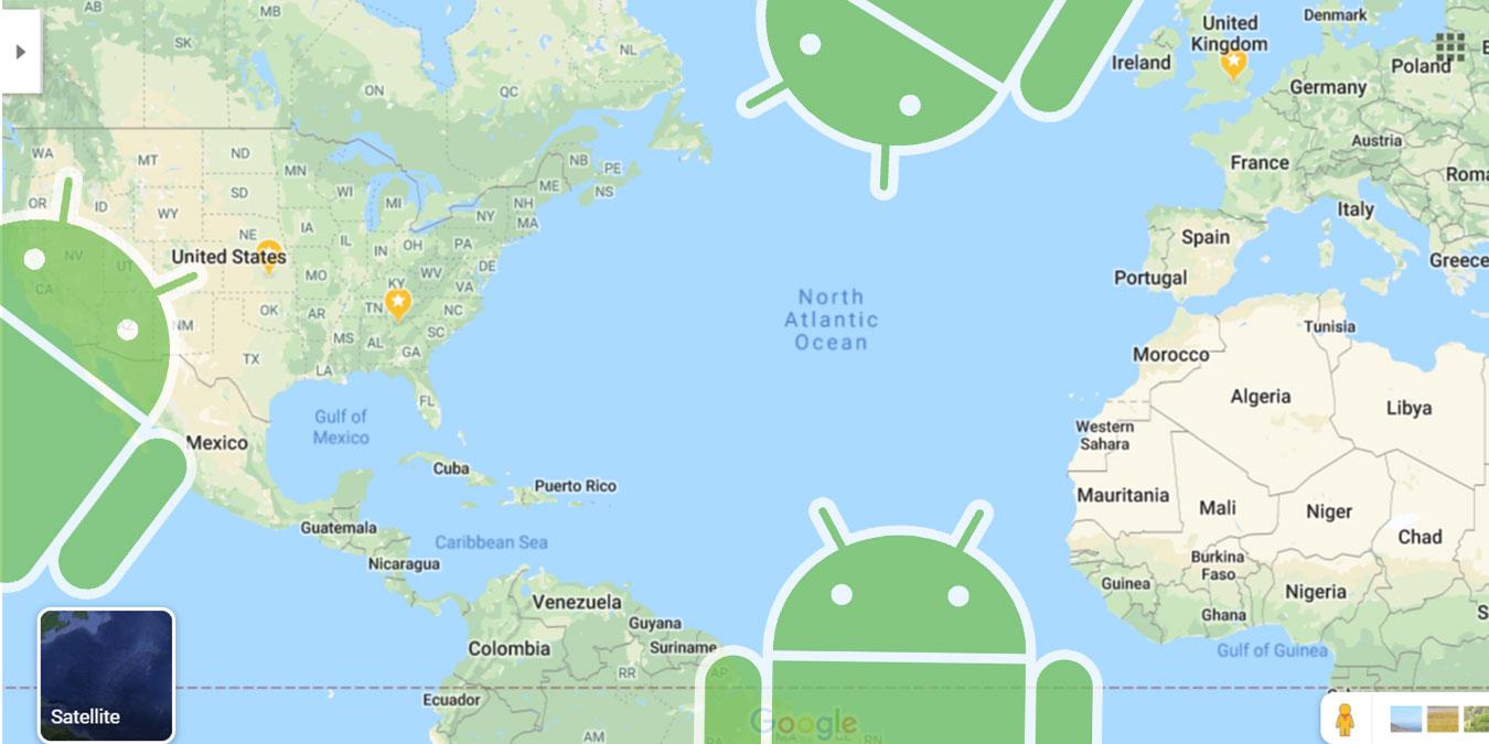 Cómo fingir la ubicación de tu Android